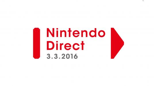 Nintendo Direct 3. März