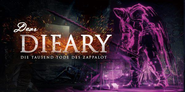 Dark Souls 3 DIEary