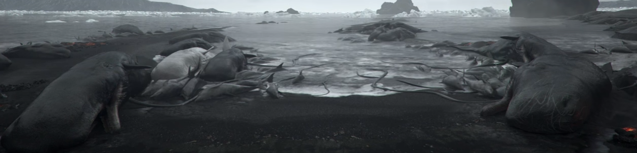 Death Stranding Wale