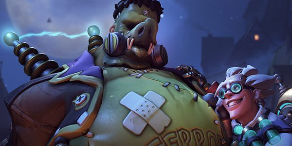 Overwatch Halloween Horror