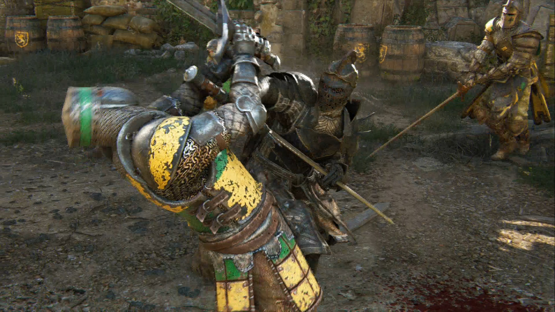 For Honor Apollyn