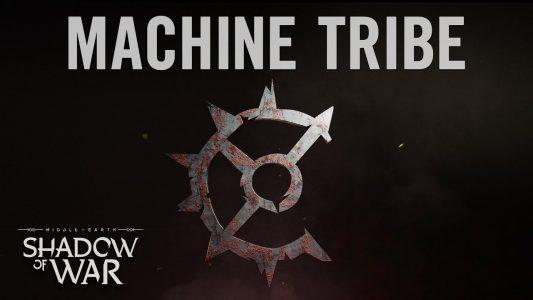 Mittelerde Schatten des Krieges Machine Tribe