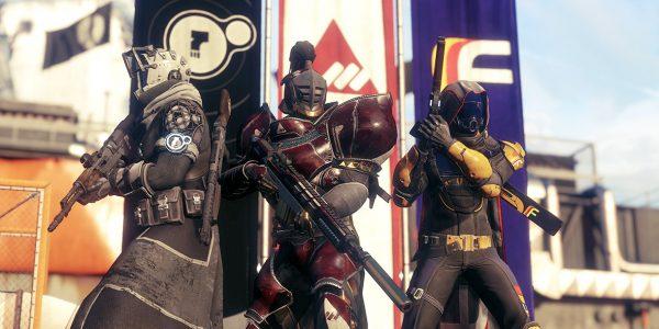 Destiny 2 Gruppenkämpfe