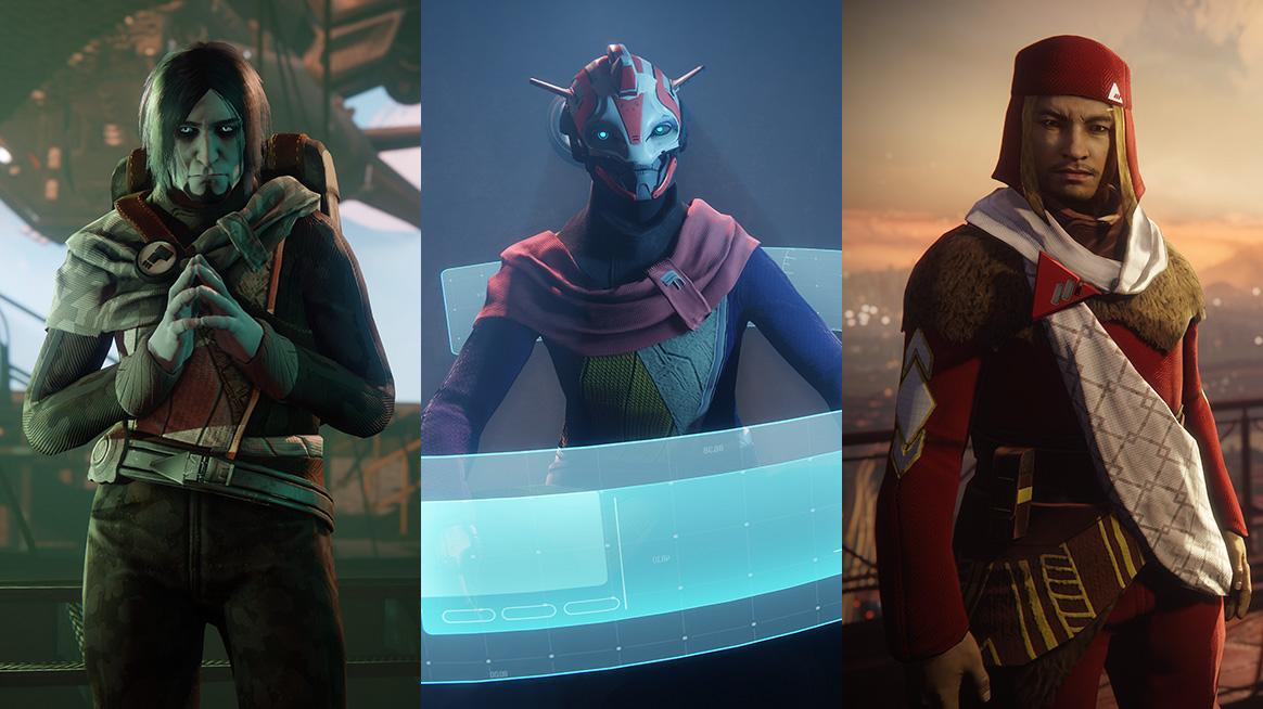 Destiny 2 Gruppenkämpfe Fraktionen