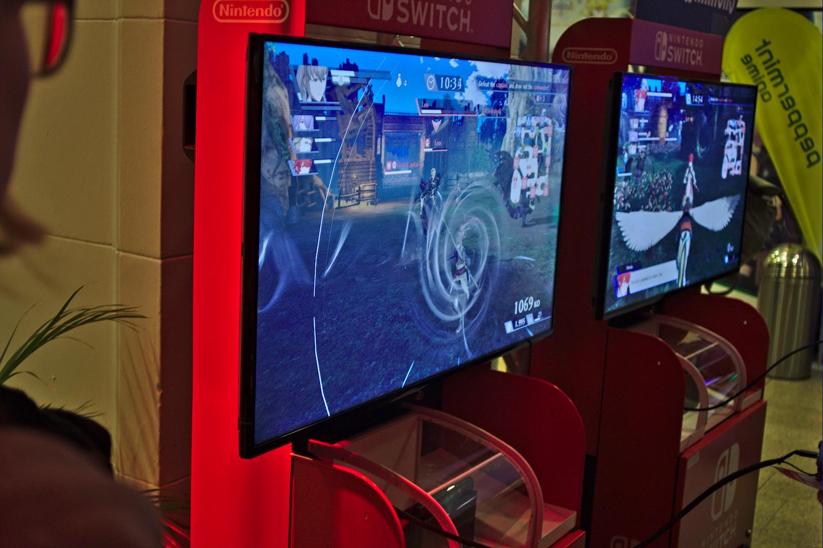Game Stations von Nintendo