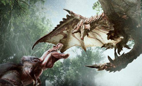 monster hunter world beta aloy trailer
